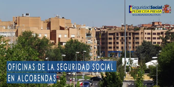oficina seguridad social Alcobendas