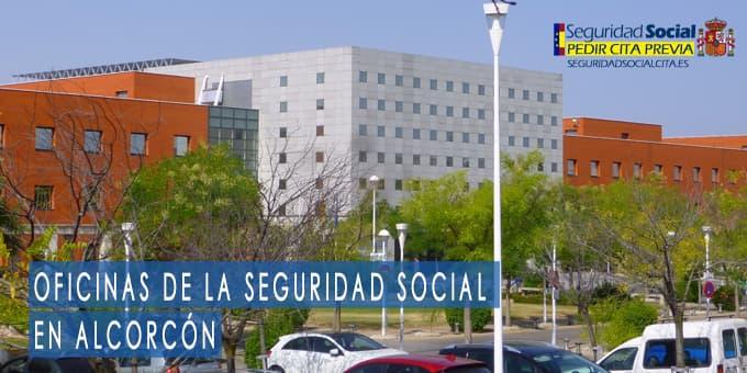 oficina seguridad social Alcorcón