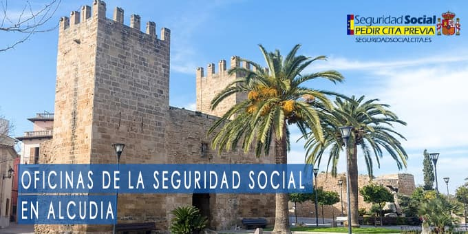 oficina seguridad social Alcudia