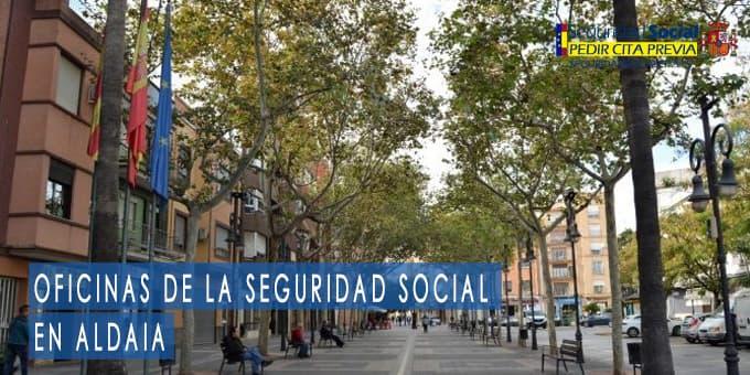 oficina seguridad social Aldaia