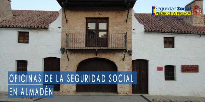oficina seguridad social Almadén