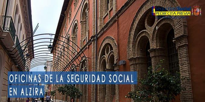 oficina seguridad social Alzira