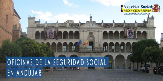 oficina seguridad social Andújar