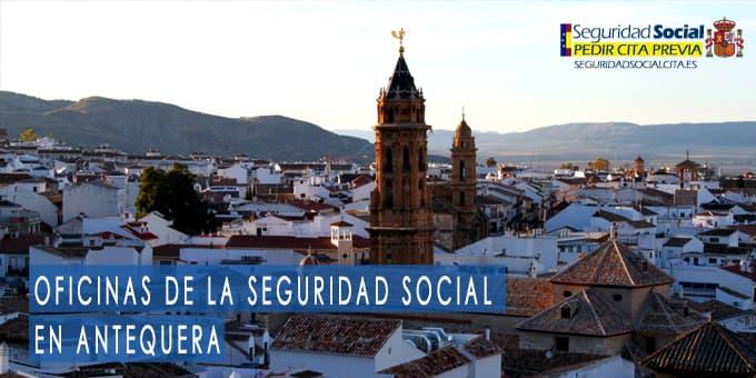 oficina seguridad social Antequera