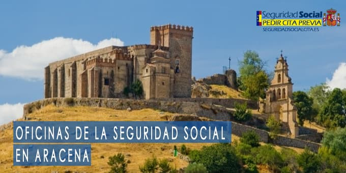 oficina seguridad social Aracena