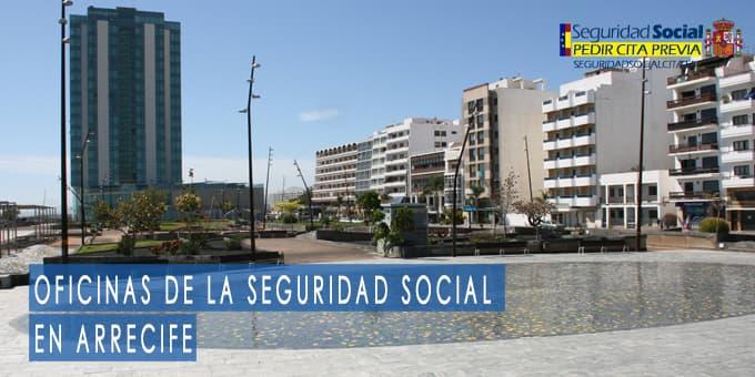 oficina seguridad social Arrecife