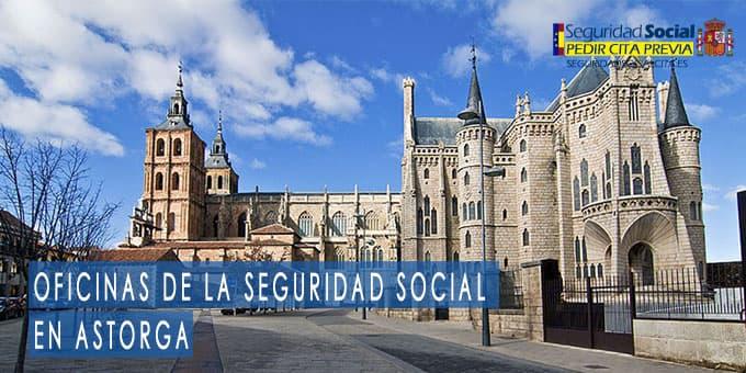 oficina seguridad social Astorga