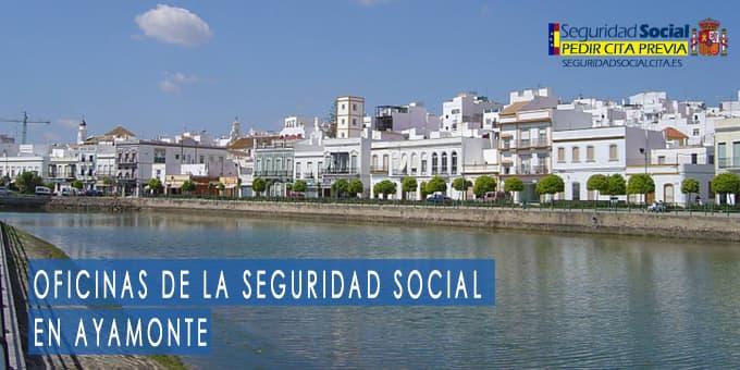 oficina seguridad social Ayamonte