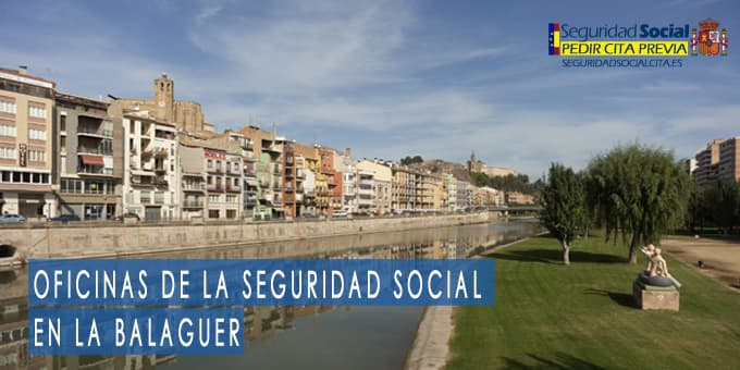 oficina seguridad social Balaguer