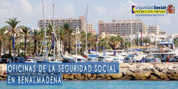 oficina seguridad social Benalmádena