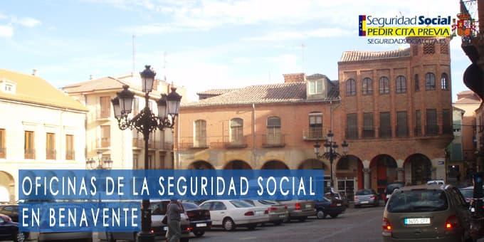 oficina seguridad social Benavente