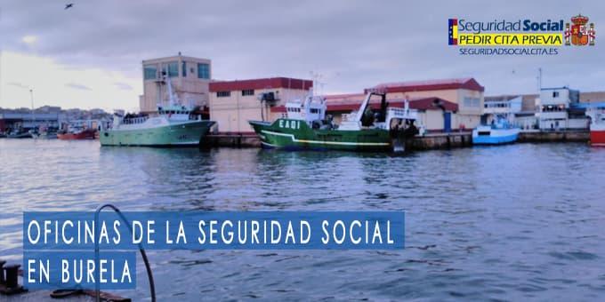 oficina seguridad social Burela