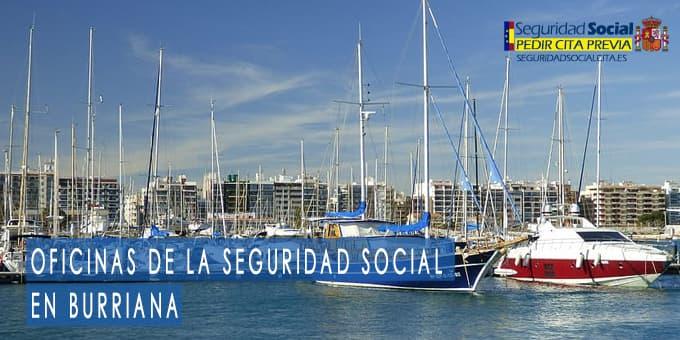 oficina seguridad social Burriana