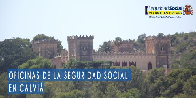 oficina seguridad social Calviá
