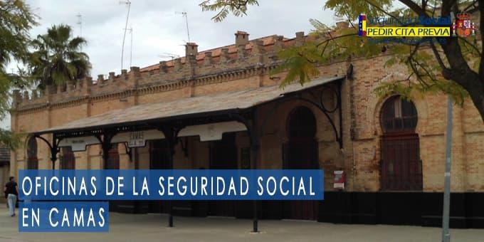 oficina seguridad social Camas