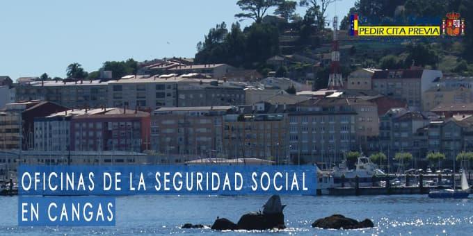 oficina seguridad social Cangas
