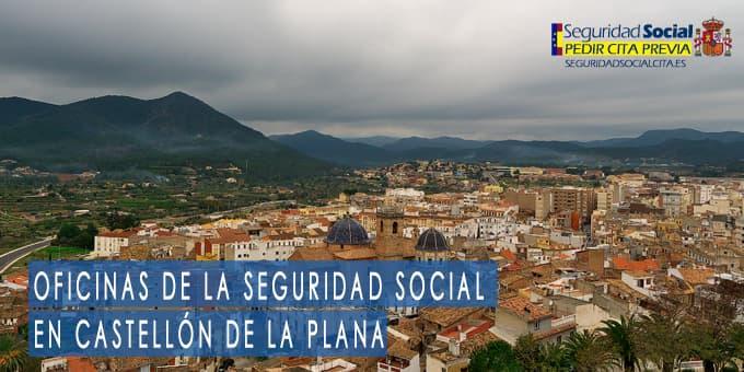 oficina seguridad social Castellón de la Plana
