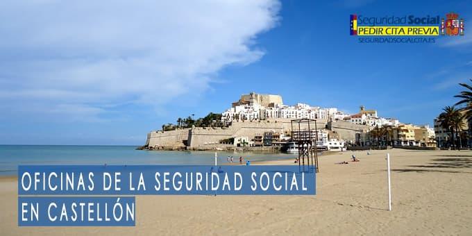 oficina seguridad social Castellón