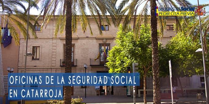 oficina seguridad social Catarroja
