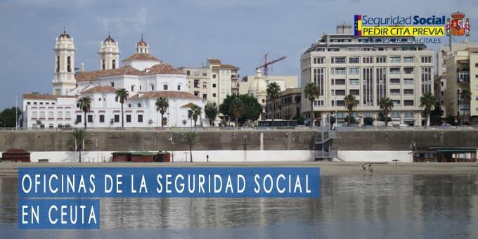 oficina seguridad social Ceuta