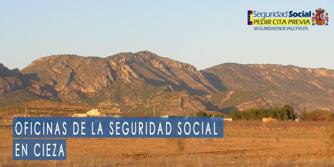 oficina seguridad social Cieza