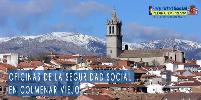oficina seguridad social Colmenar Viejo