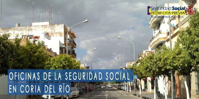 oficina seguridad social Coria del Río