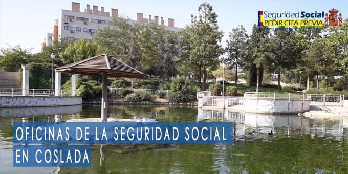 oficina seguridad social Coslada