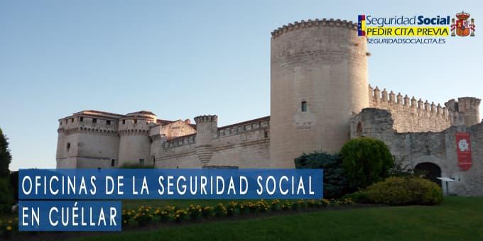 oficina seguridad social Cuéllar