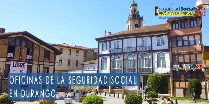 oficina seguridad social Durango