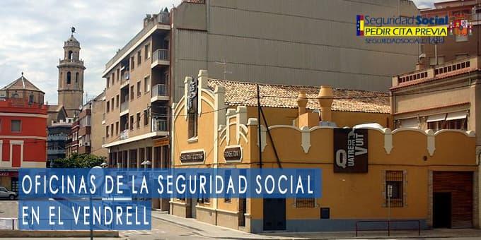 oficina seguridad social El Vendrell