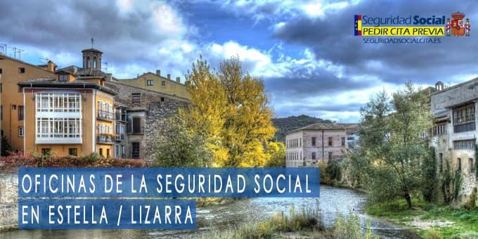 oficina seguridad social Estella-Lizarra