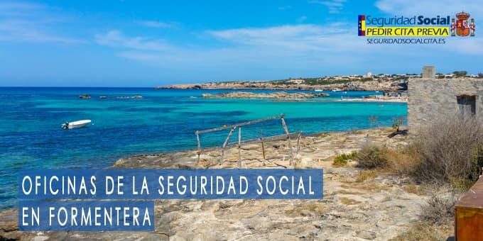 oficina seguridad social Formentera