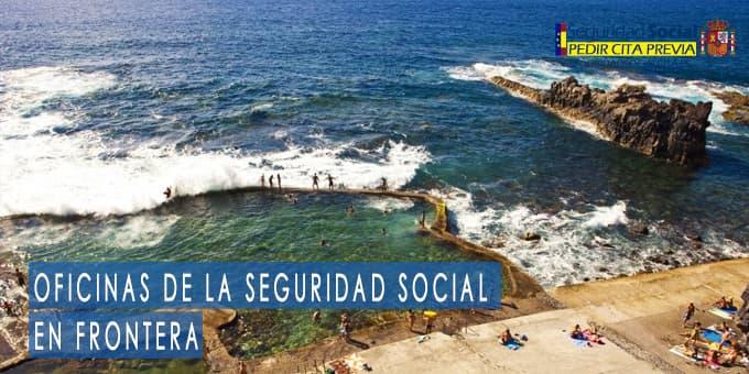 oficina seguridad social Frontera