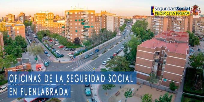 oficina seguridad social Fuenlabrada