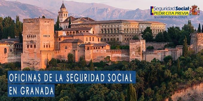 oficina seguridad social Granada