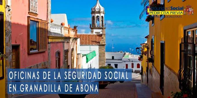oficina seguridad social Granadilla de Abona