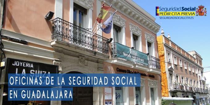 oficina seguridad social Guadalajara