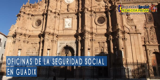 oficina seguridad social Guadix