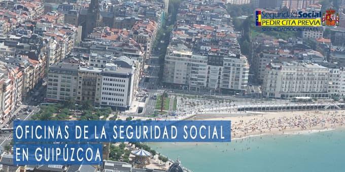 oficina seguridad social Guipúzcoa