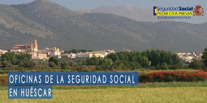 oficina seguridad social Huéscar