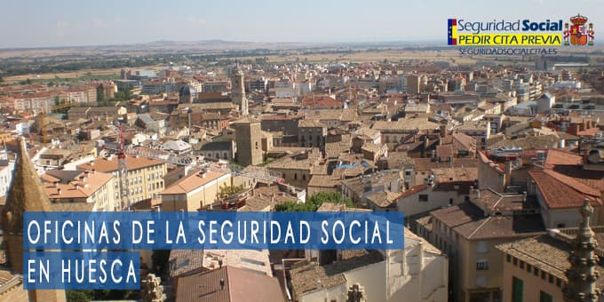 oficina seguridad social Huesca