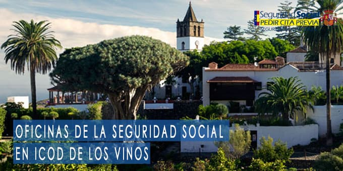 oficina seguridad social Icod de los Vinos