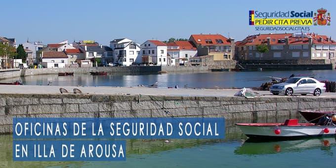oficina seguridad social Illa de Arousa