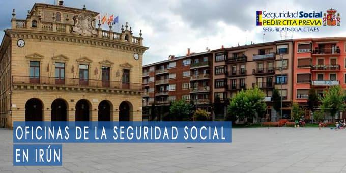 oficina seguridad social Irún