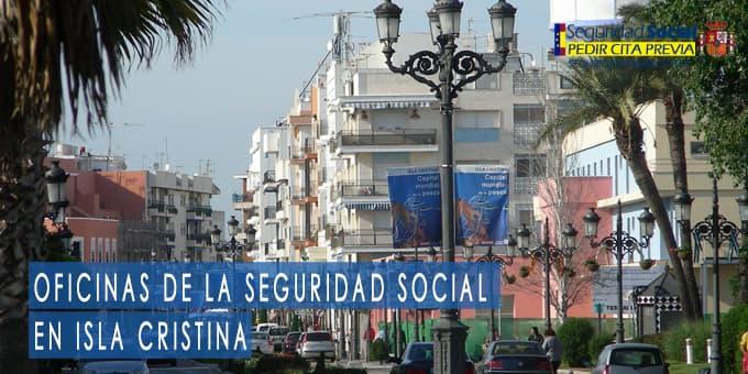 oficina seguridad social Isla Cristina