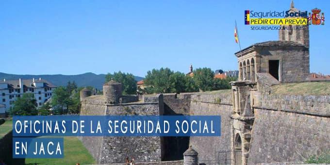 oficina seguridad social Jaca