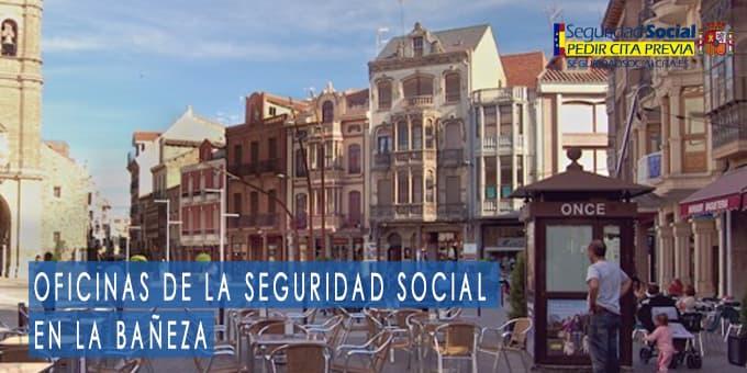 oficina seguridad social La Bañeza