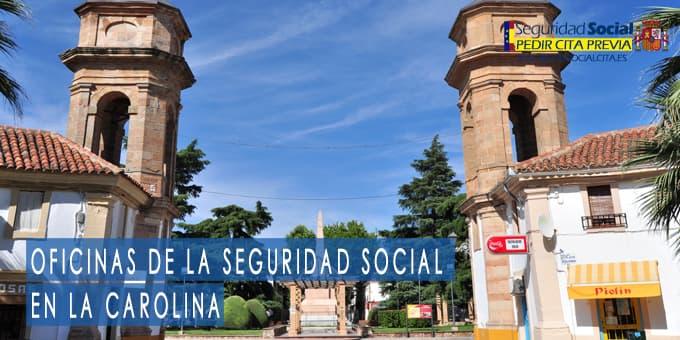 oficina seguridad social La Carolina
