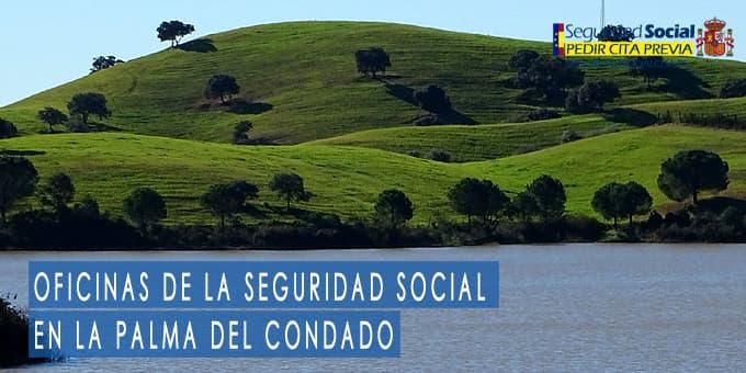 oficina seguridad social La Palma del Condado
